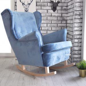 fotel uszak na wciagach