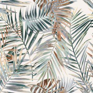 tkanina w palmy