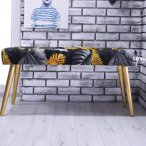 ławka tapicerowana